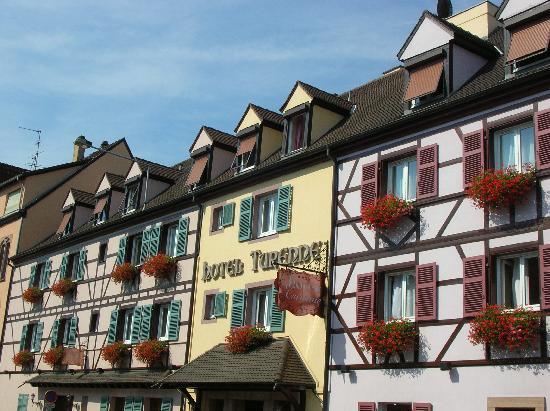 Hotel turenne photo de hotel turenne colmar tripadvisor for Hotels colmar