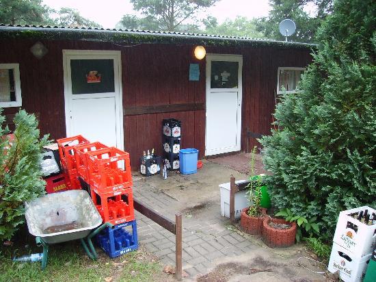 Ferienpark Pelzkuhl: Der Kiosk