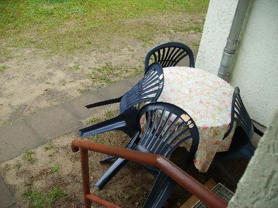 Ferienpark Pelzkuhl: Unsere Sitzecke