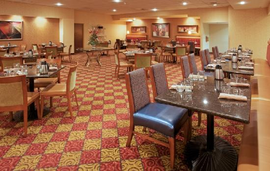 Holiday Inn Beaumont Plaza: The Greenery Restaurant