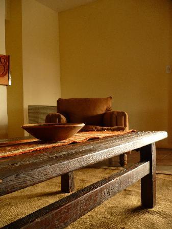 Bodegas Nieto Senetiner: interior