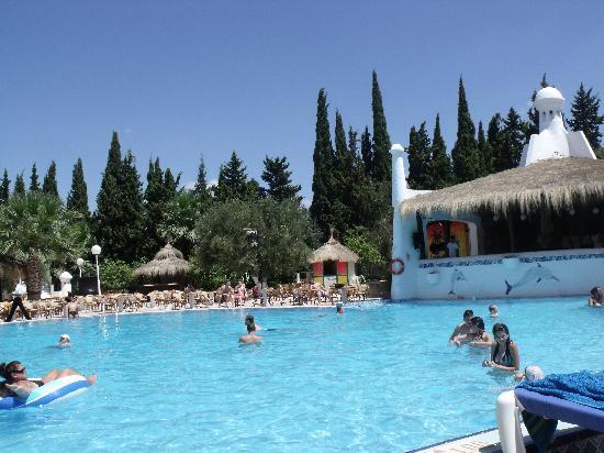 Hammamet Garden Resort & Spa: la piscine superbe
