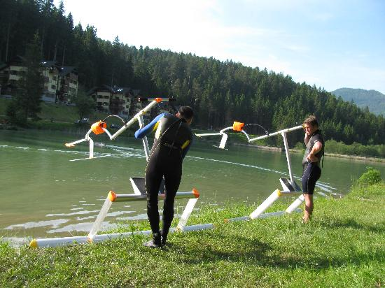 Aquaskipper in Ruzomberok: aquaskipper2