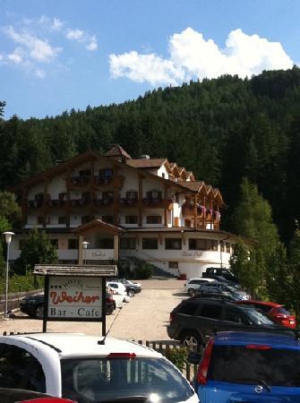 Hotel a Issengo vicino al lago