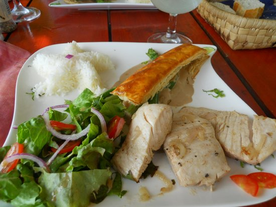 Snack Teanuanua : Buon Appetito.