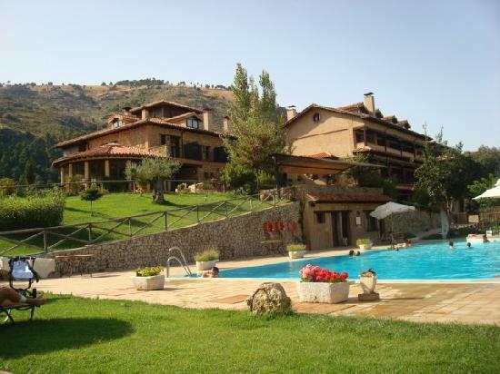 Hotel Coto del Valle: el hotel