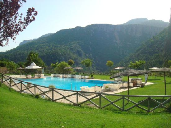 Hotel Coto del Valle: la piscina