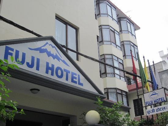 The Fuji Hotel
