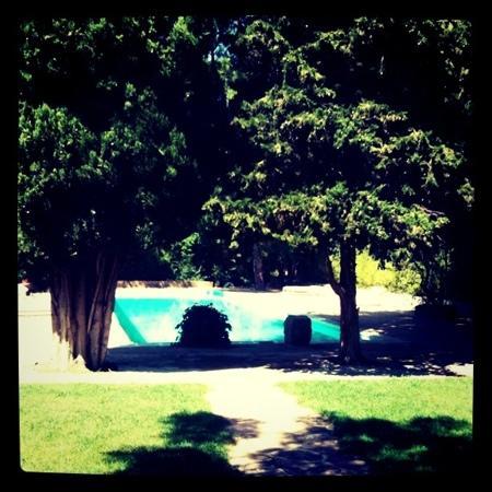 Masia Vista Hermosa: piscina