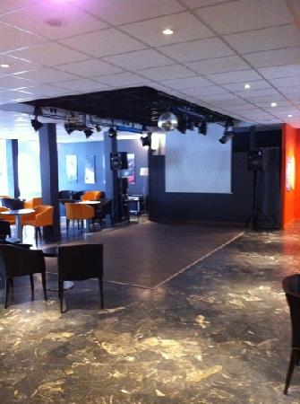 Praz Sur Arly, Francia: piste de dance