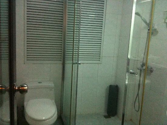 Yingshangtianda Guangzhou Guangyuan Xincun Jingtai Pedestrian Street: Bathroom