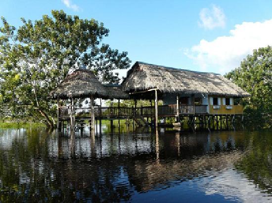 Yakuruna Guest House: la maison