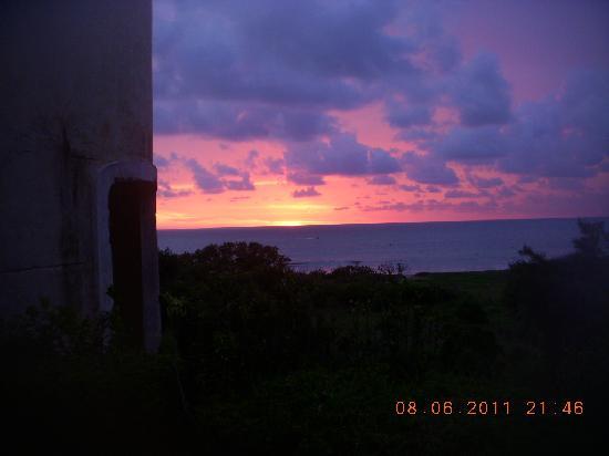 Pueblo Bonito Emerald Bay: Sunset @ EB