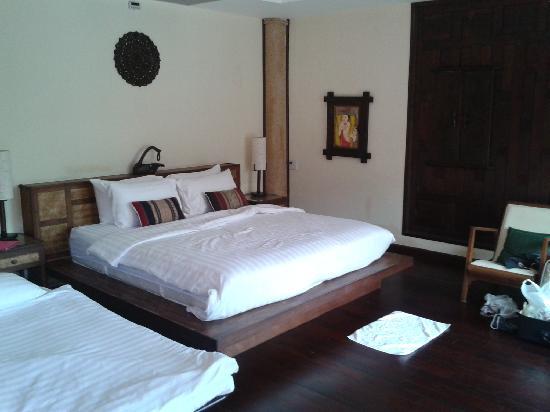 Evergreen Boutique Hotel: Onze kamer!