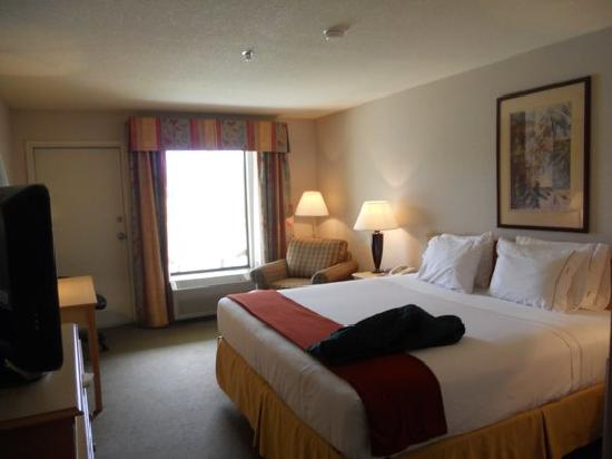 Holiday Inn Express Roseburg: King room