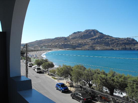 Hotel Livykon: veduta dalla camera