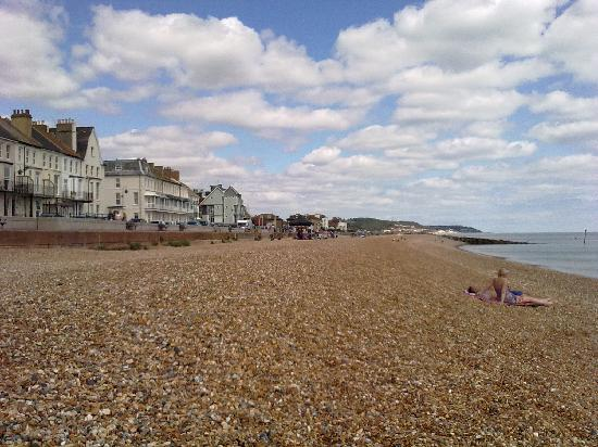 Beach Hotel In Hythe