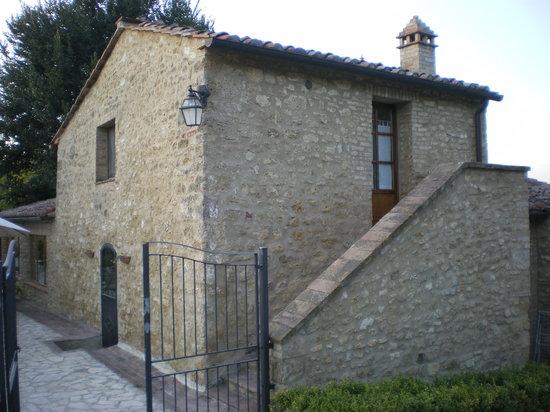 Country House Croce di Bibbiano: L'entrata della camera