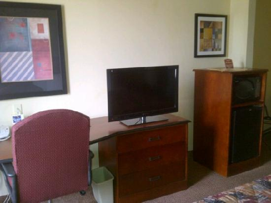 Sleep Inn and Suites Dothan: Flat screen TVs