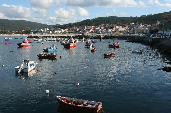 Hostal Bahia : Laxe