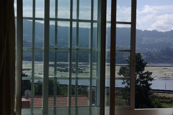Hotel Sarga: vistas