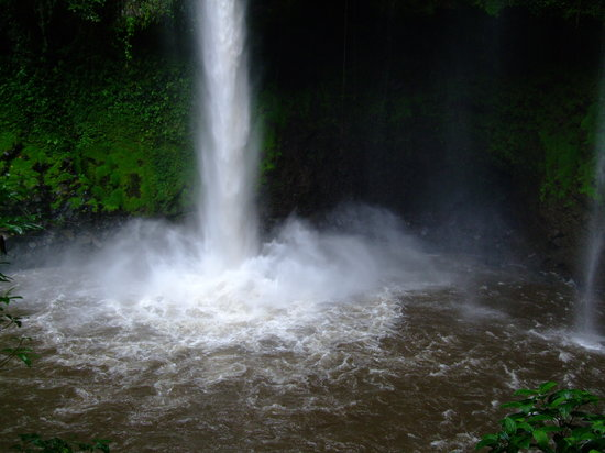 Cuchi Transfers and Tours: Catarata Fortuna