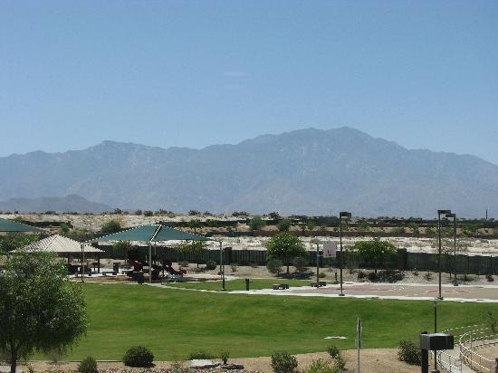 Homewood Suites by Hilton Palm Desert: room with a view