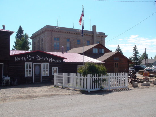Walden, CO: Museum Exterior