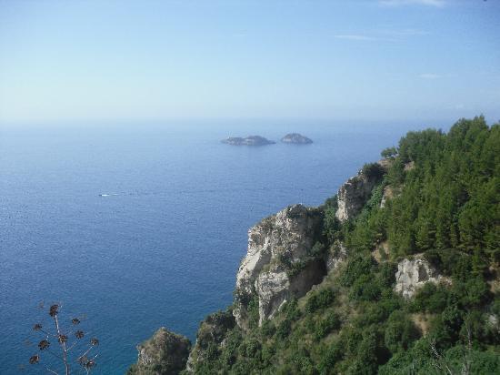 Coast Road : Panorama