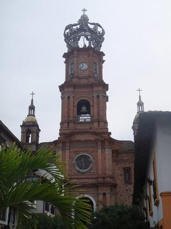 Hotel Riu Vallarta: Our Lady of Guadalupe Church