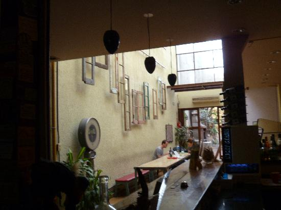 Puerto Limon Hostel: Common Area