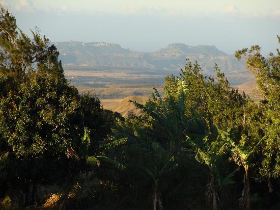 The Litchi Tree: Vue sur la vallée