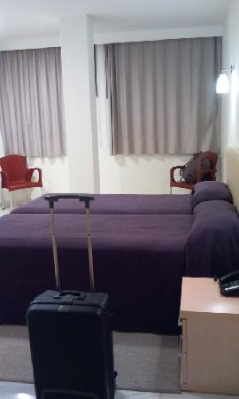 Hotel Rural El Olivar: habitacion