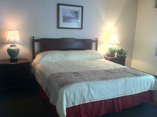 Caravelle Inn & Suites: King room