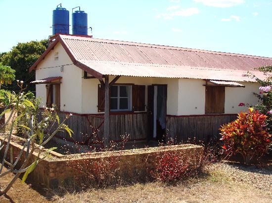 Le relais de l'ankarana : Le bungalow