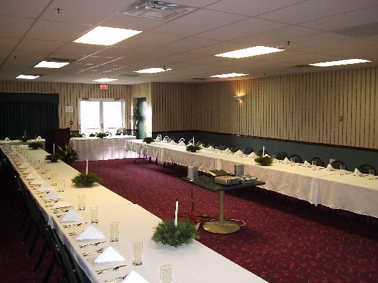 South Branch Inn Moorefield: Conference Rooms