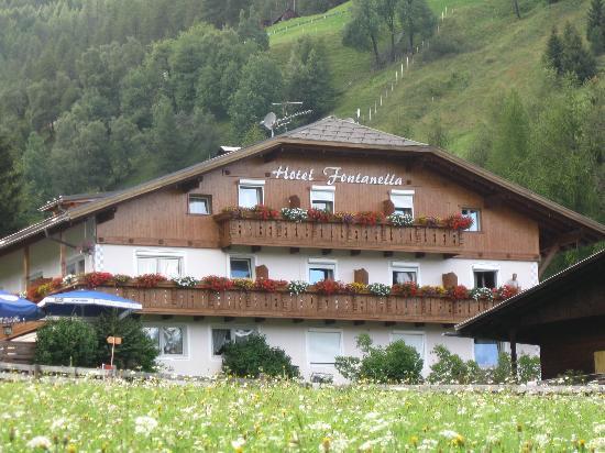 Hotel Fontanella: l'albergo