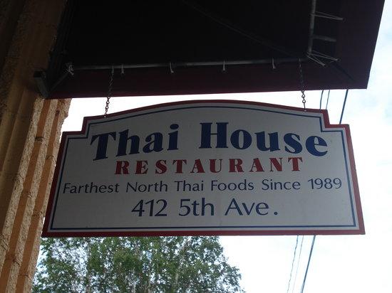 Thai House Restaurant Foto