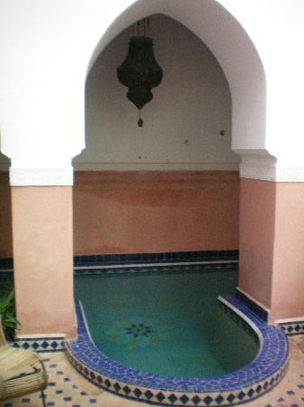 Riad Dar Tinmel: Petite piscine