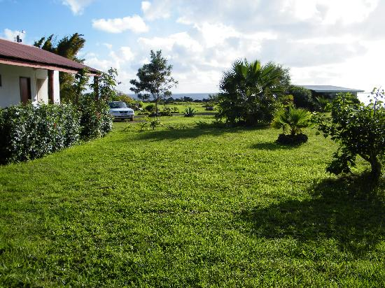 Cabanas Manatea: VISTA CABAÑAS