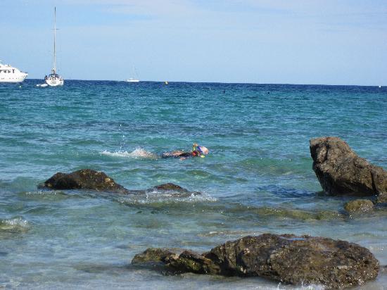 Hotel U Ricordu: Tamarone beach