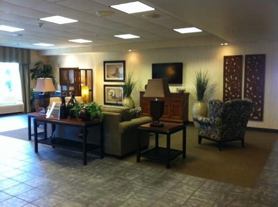 Holiday Inn Express Rehoboth Beach: Lobby
