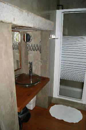 Travellers House: Dusche