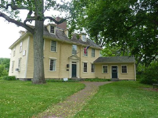 Lexington Green : Buckman Tavern