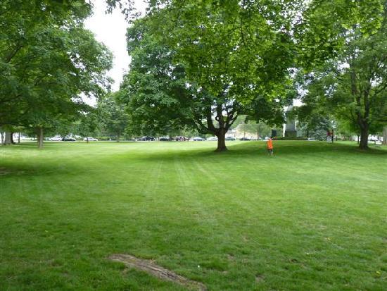Lexington Green : The Green