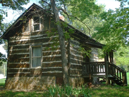 Gerth Cabin, Greeley KS -1856
