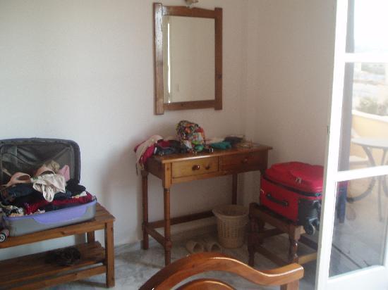 Anna Pension: habitacion