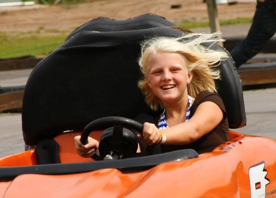 Taylors Falls, MN: Go-Karts