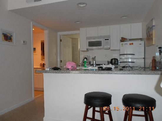 North Wildwood, NJ: The only pic of the room!