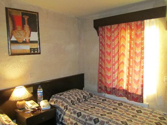 Burcu Kaya Hotel: Stanza